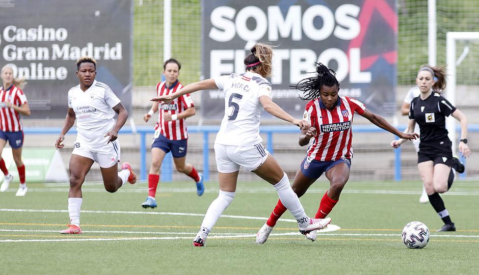 Temp. 20-21 | Madrid CFF - Atleti | Ludmila
