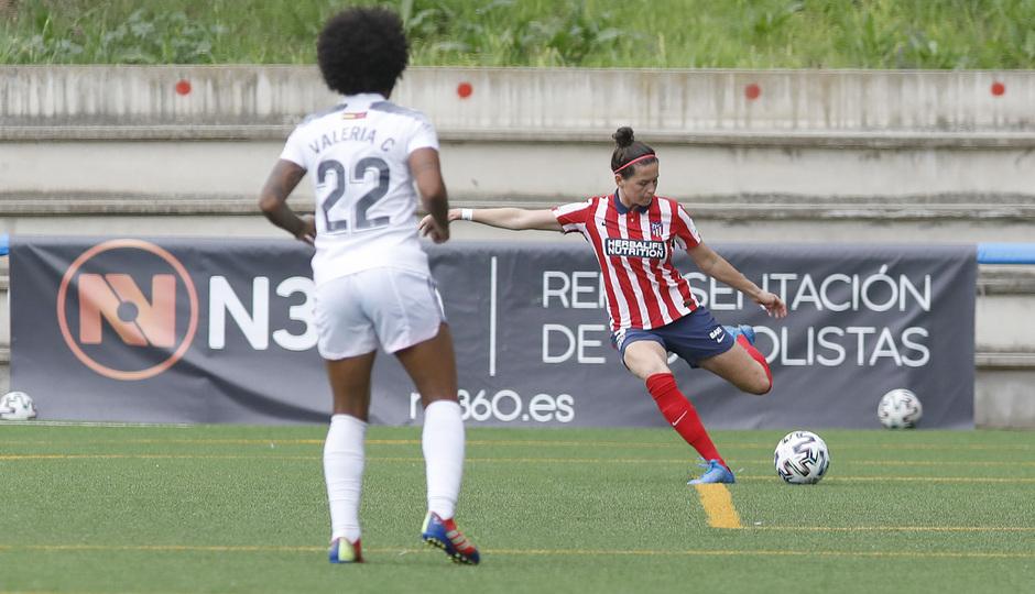 Temp. 20-21 | Madrid CFF - Atleti | Merel Van Dongen