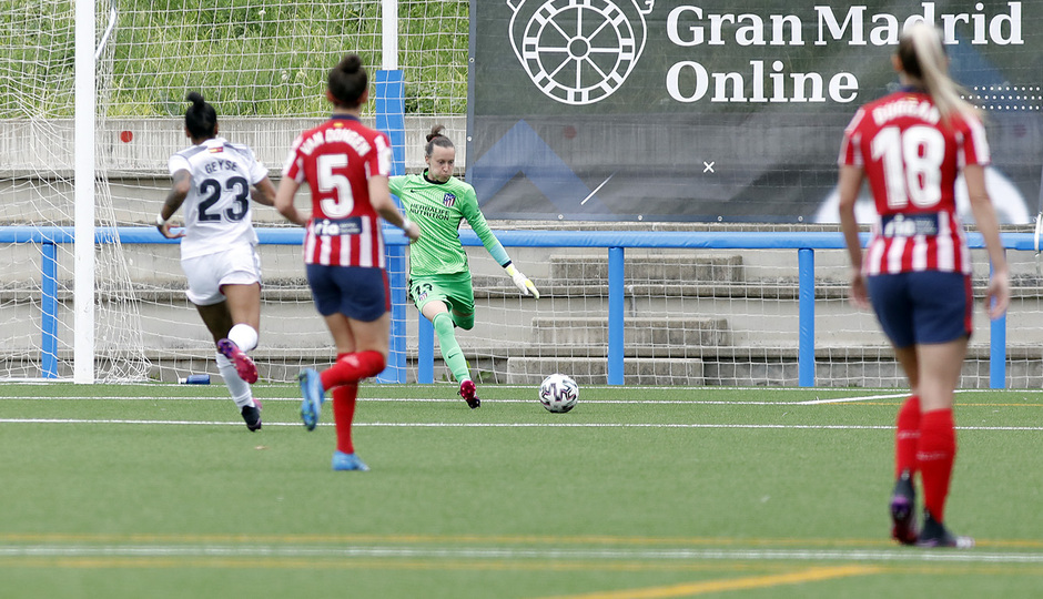 Temp. 20-21 | Madrid CFF - Atleti | Pauline