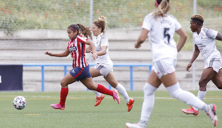 Temp. 20-21 | Madrid CFF - Atleti | Leicy