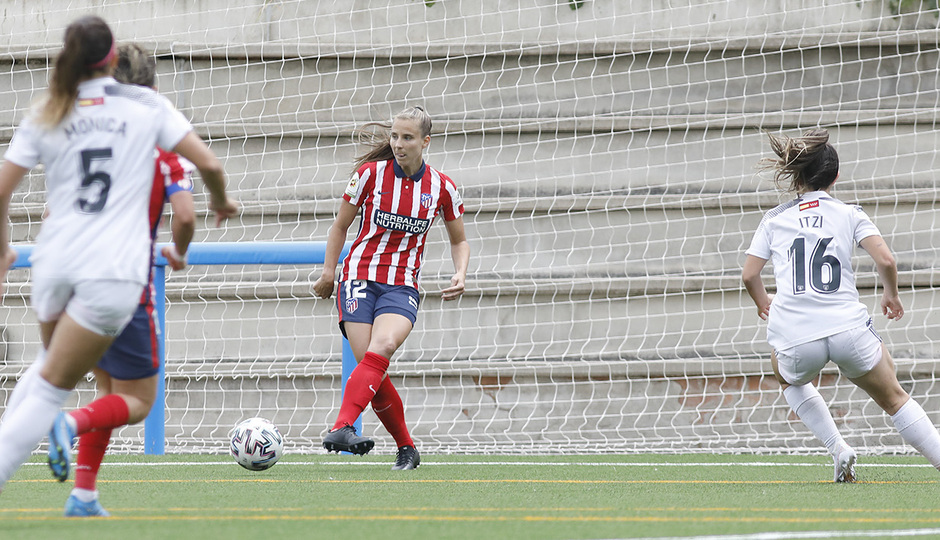 Temp. 20-21 | Madrid CFF - Atleti | Kylie Strom