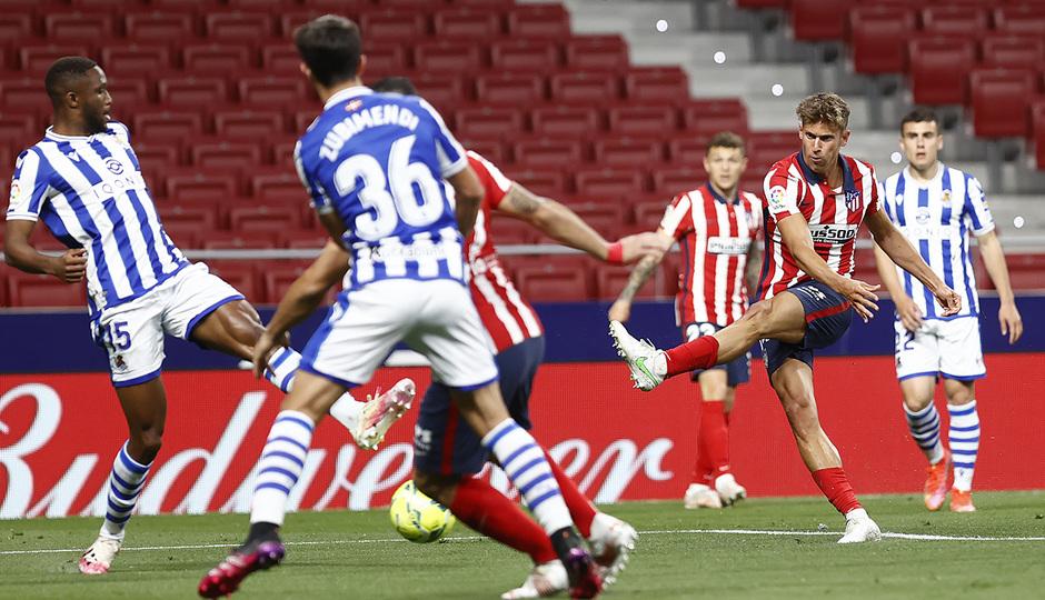 Temp. 20-21 | Atleti-Real Sociedad | Llorente