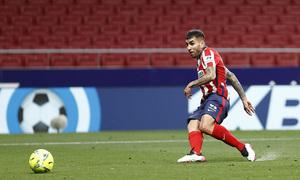 Temp. 20-21   Atleti-Real Sociedad   Correa gol