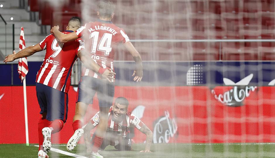 Temp. 20-21 | Atleti-Real Sociedad | Celebración