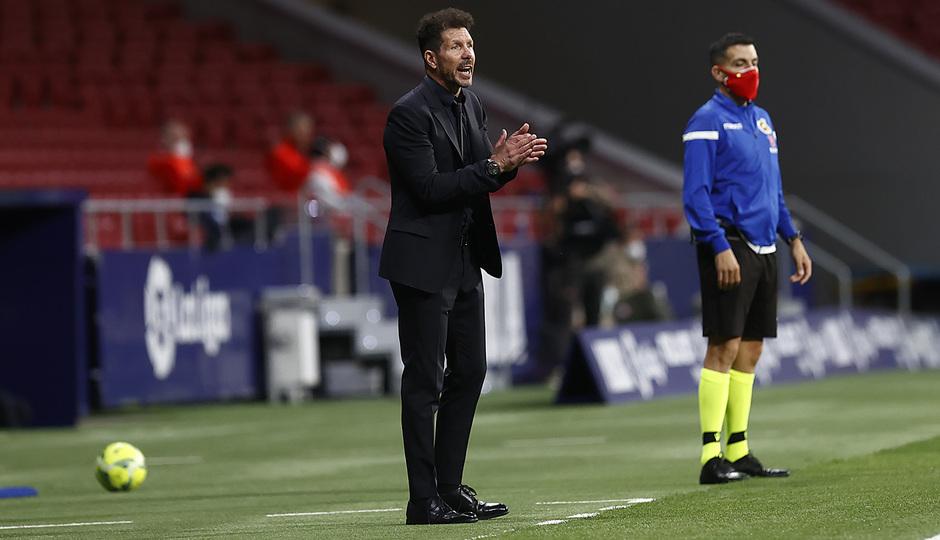Temp. 20-21 | Atleti-Real Sociedad | Simeone