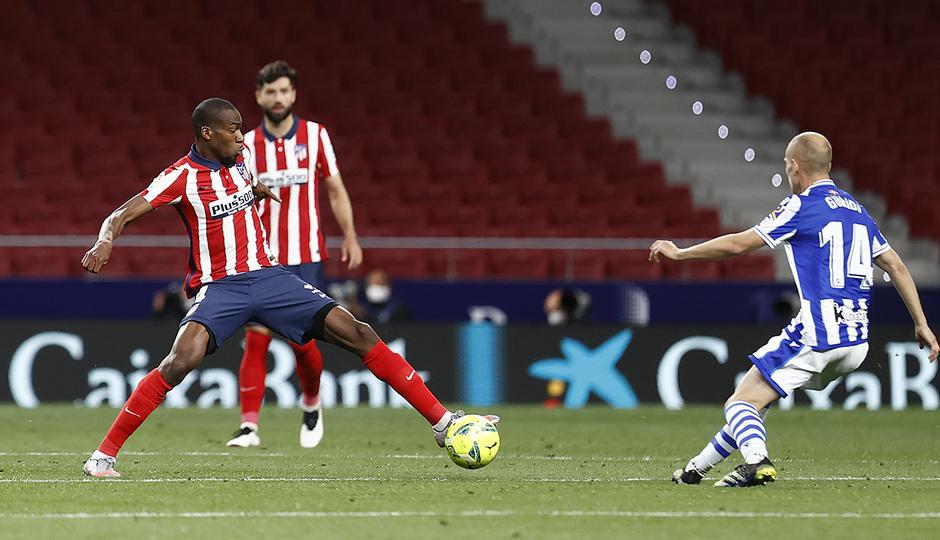 Temp. 20-21 | Atleti-Real Sociedad | Kondogbia