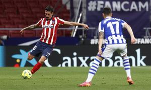 Temp. 20-21   Atleti-Real Sociedad   Savic