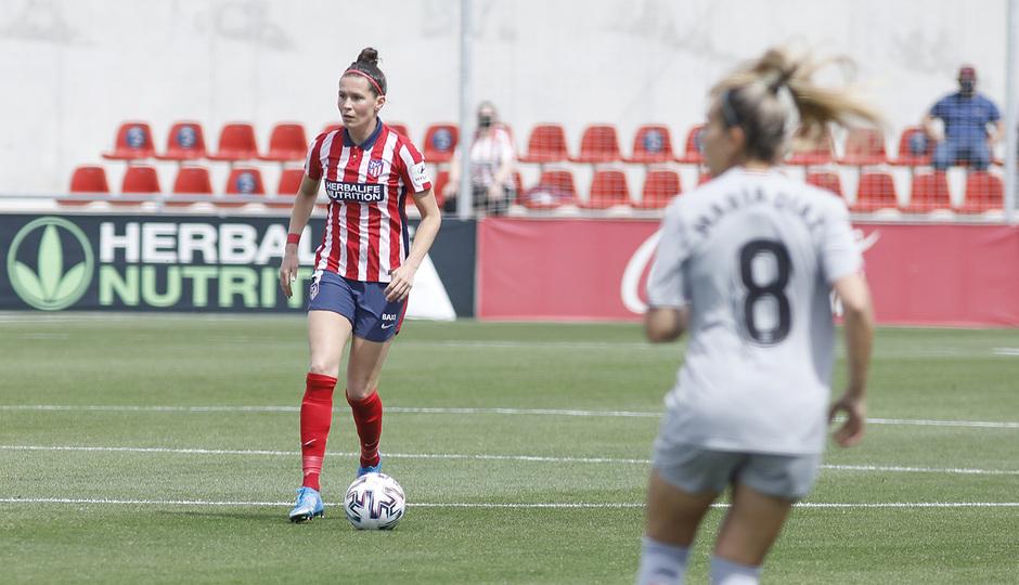 Temp. 2020/21 | Atlético de Madrid femenino -  Athletic Club | Merel