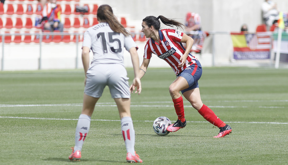 Temp. 2020/21 | Atlético de Madrid femenino -  Athletic Club | Meseguer