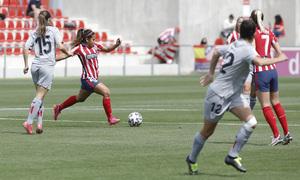 Temp. 2020/21 | Atlético de Madrid femenino -  Athletic Club | Leicy