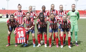 Temp. 2020/21 | Atlético de Madrid femenino - Athletic Club | Once