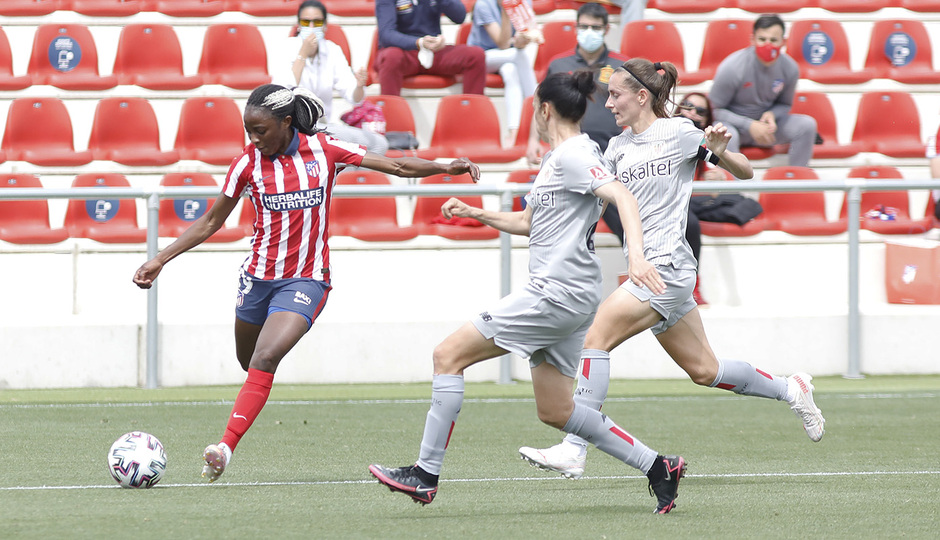 Temp. 2020/21 | Atlético de Madrid femenino - Athletic Club | Ajara