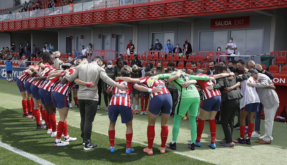 Temp. 2020/21 | Atlético de Madrid femenino - Athletic Club | Piña