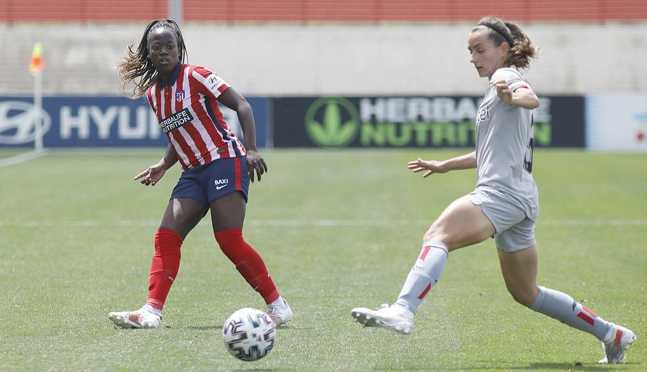 Temp. 2020/21 | Atlético de Madrid femenino - Athletic Club | Kazadi