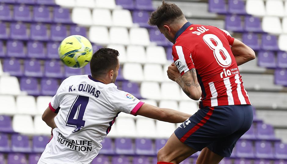 Temp. 20-21 | Valladolid-Atleti | Saúl