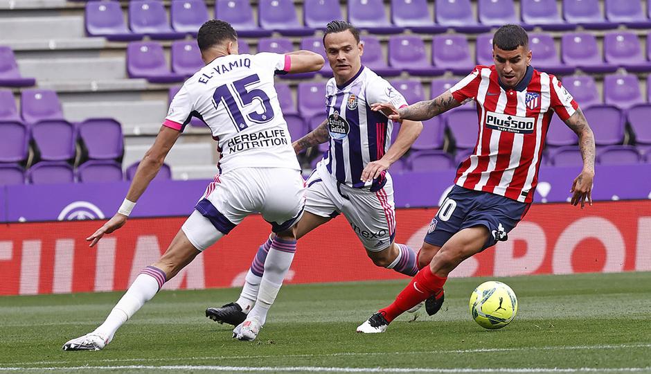 Temp. 20-21 | Valladolid-Atleti | Correa