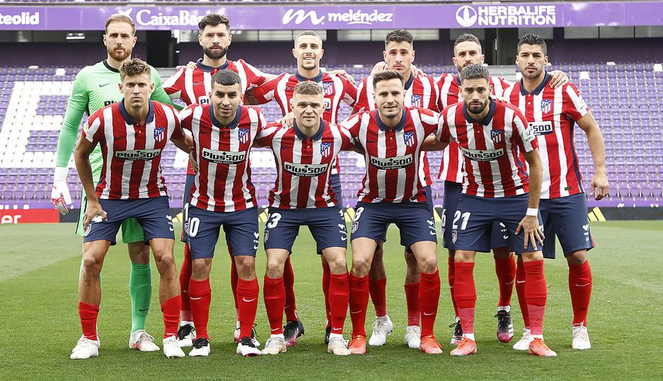 Temp. 20-21 | Valladolid-Atleti | Once