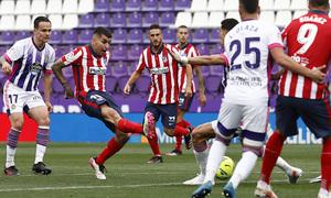 Temp. 20-21   Atleti-Valladolid   Gol de Correa