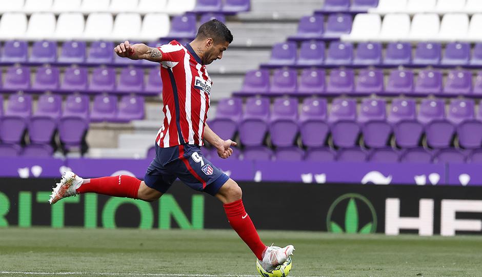 Temp. 20-21 | Valladolid-Atleti | Gol Luis Suárez