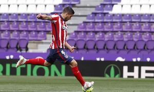 Temp. 20-21   Valladolid-Atleti   Gol Luis Suárez