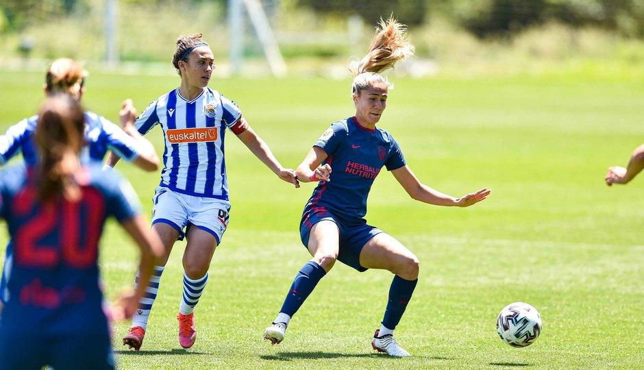 Temp. 20-21 | Real Sociedad-Atleti Femenino | Laia