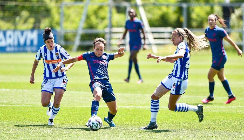 Temp. 20-21 | Real Sociedad-Atleti Femenino | Amanda