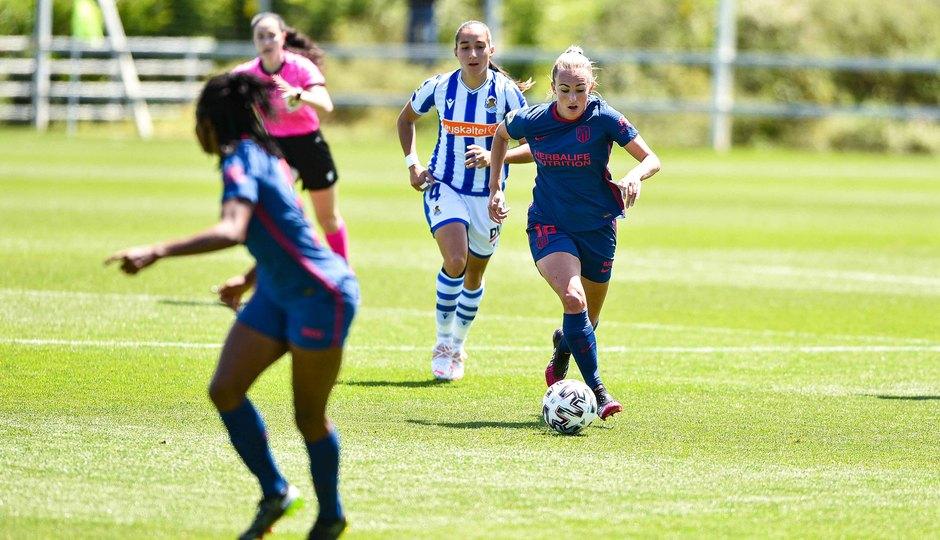 Temp. 20-21 | Real Sociedad-Atleti Femenino | Toni Duggan
