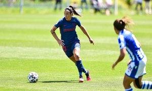 Temp. 20-21   Real Sociedad-Atleti Femenino   Meseguer