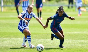 Temp. 20-21   Real Sociedad-Atleti Femenino   Ludmila