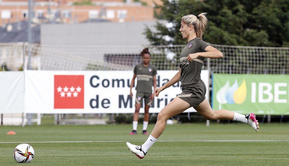 Temp. 20-21 | Copa de la Reina | Atlético de Madrid - Levante | Laia