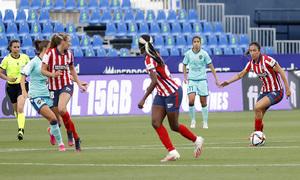 Temp. 20-21 | Copa de la Reina | Atleti Femenino - Levante | Meseguer