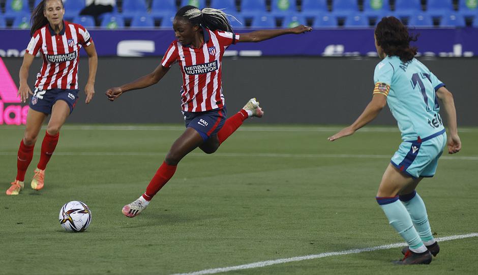 Temp. 20-21 | Copa de la Reina | Atleti Femenino - Levante | Ajara