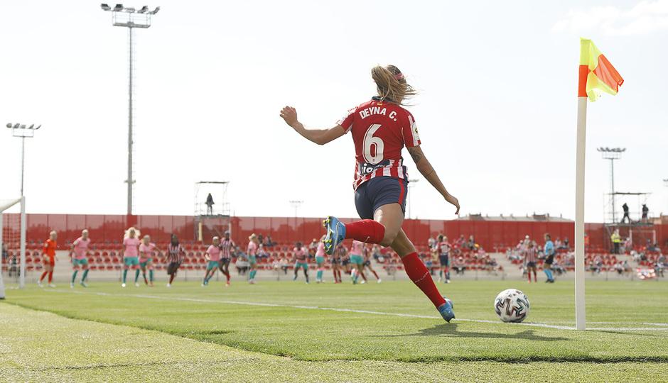 Temp. 20-21 | Atlético de Madrid Femenino - FC Barcelona | Deyna