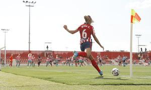 Temp. 20-21   Atlético de Madrid Femenino - FC Barcelona   Deyna