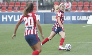 Temp. 20-21   Atlético de Madrid Femenino - Espanyol   Laia