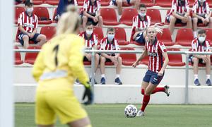 Temp. 20-21   Atlético de Madrid Femenino - Espanyol   Turid Knaak