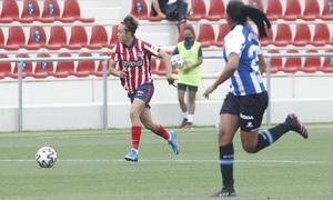 Temp. 20-21   Atlético de Madrid Femenino - Espanyol   Amanda