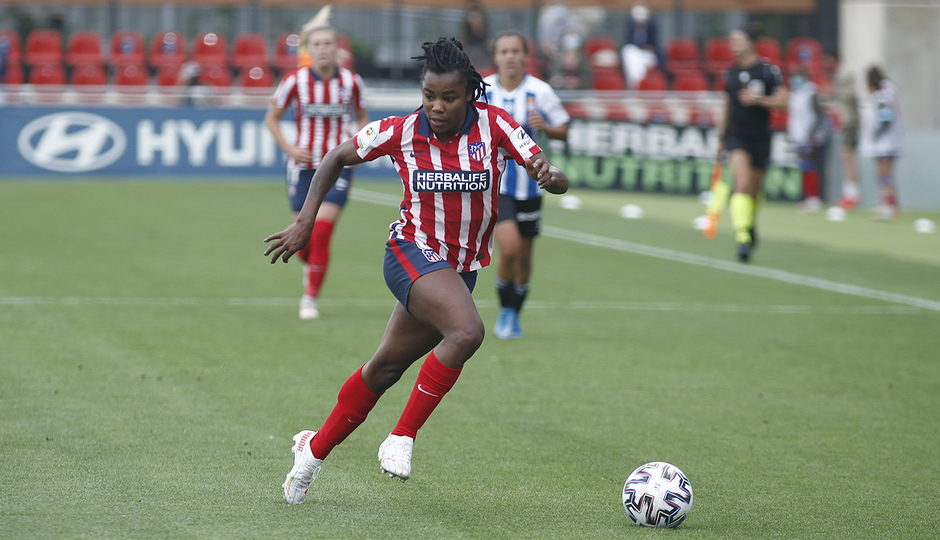 Temp. 20-21 | Atlético de Madrid Femenino - Espanyol | Ludmila