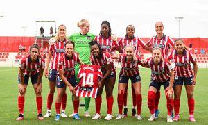 Temp. 20-21   Atlético de Madrid Femenino - Espanyol   Once