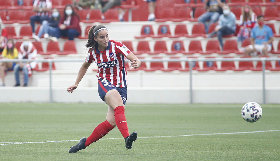 Temp. 20-21 | Atlético de Madrid Femenino - Espanyol | Carmen