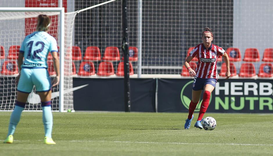 Temp. 20-21 | Atlético de Madrid Femenino - Levante | Merel Van Dongen