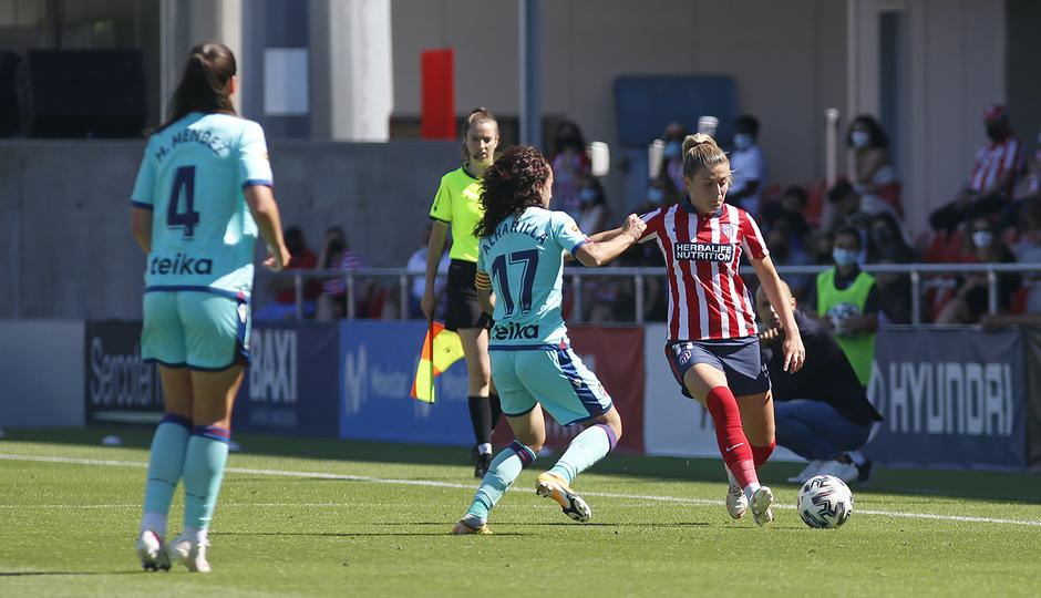 Temp. 20-21 | Atlético de Madrid Femenino - Levante | Menayo