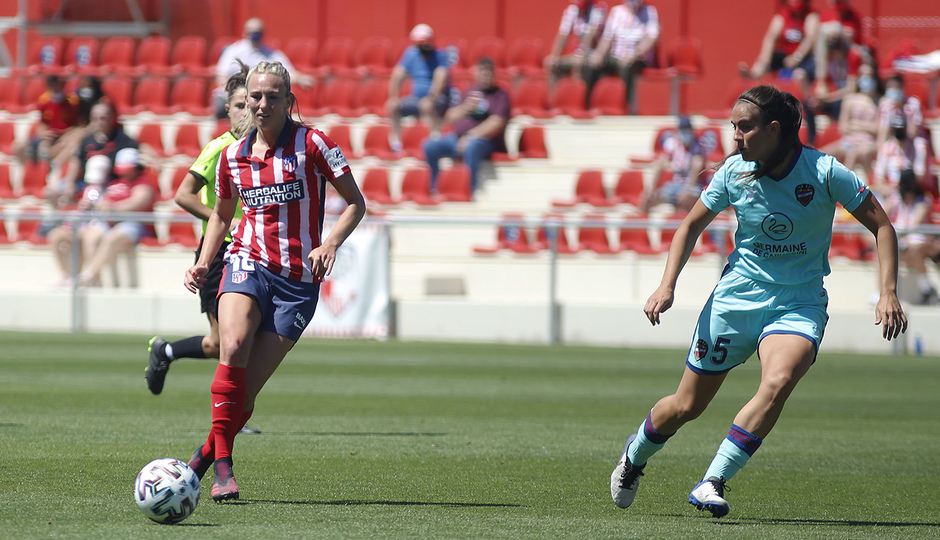 Temp. 20-21 | Atlético de Madrid Femenino - Levante | Toni Duggan
