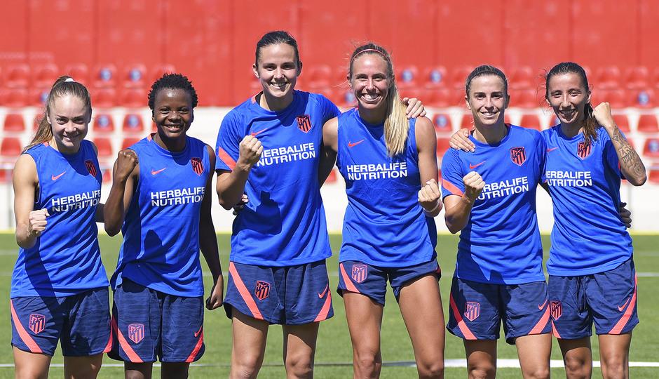 Temp. 21-22 | Entrenamiento Atlético de Madrid Femenino | Fichajes