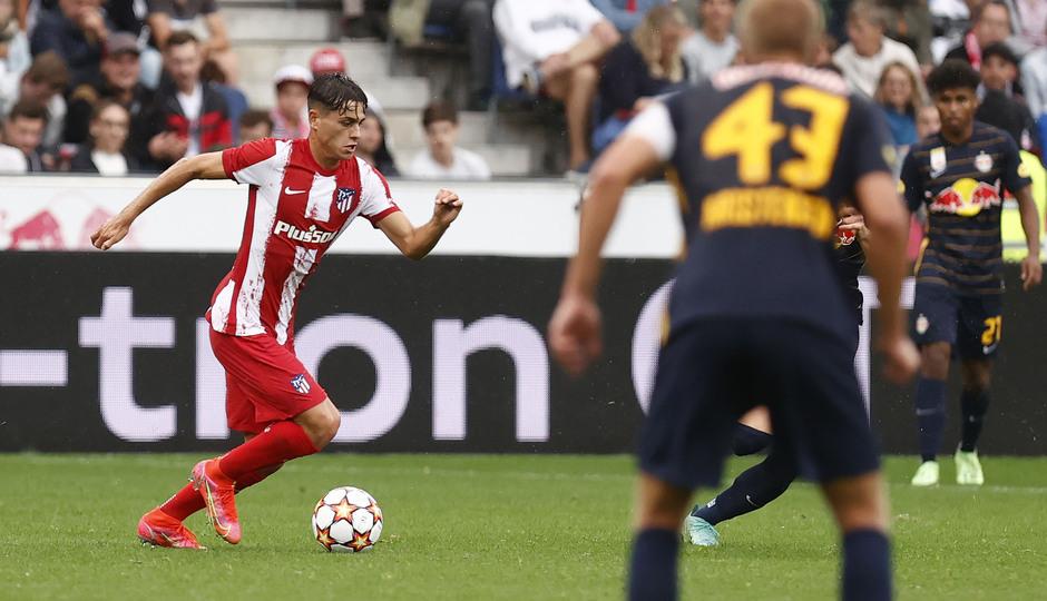 Pretemp. 21-22 | Salzburg - Atleti | Moreno