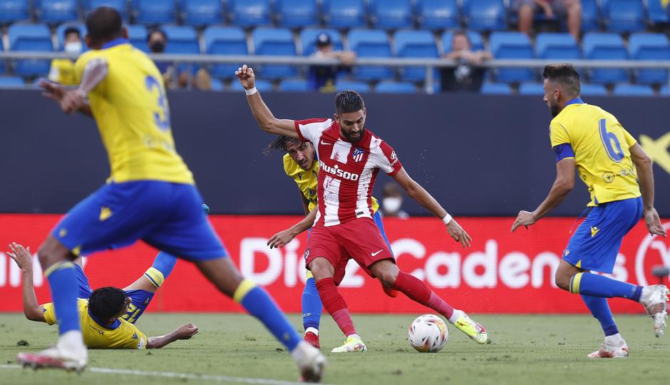 Temp 21/22 | Cádiz-Atlético de Madrid | Carrasco Gol