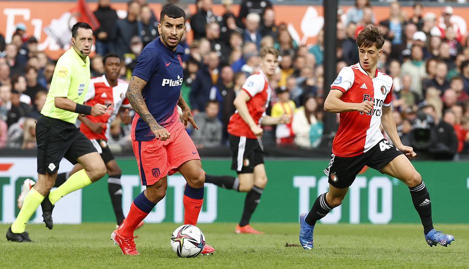 Temp 21/22 | Feyenoord - Atlético de Madrid | Correa