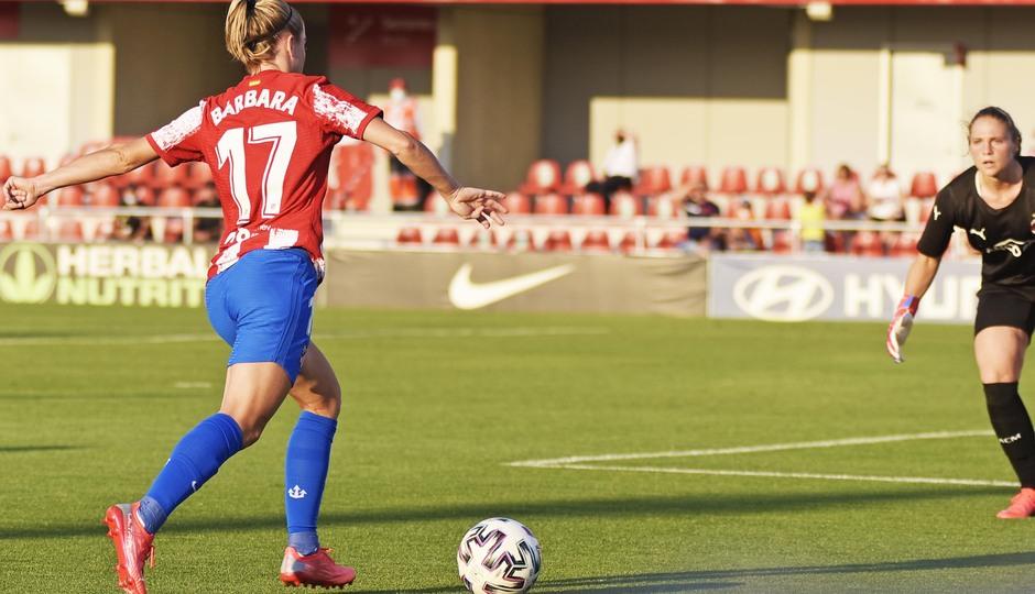 Temp 21/22 | Atleti Femenino - AC Milán | Barbara