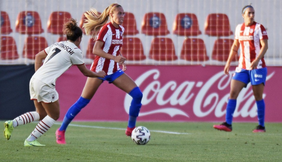 Temp 21/22 | Atleti Femenino - AC Milán | Maitane