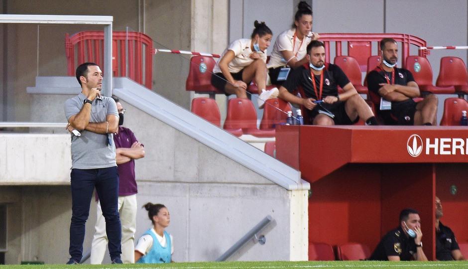 Temp 21/22 | Atleti Femenino - AC Milán | Ó. Fernández